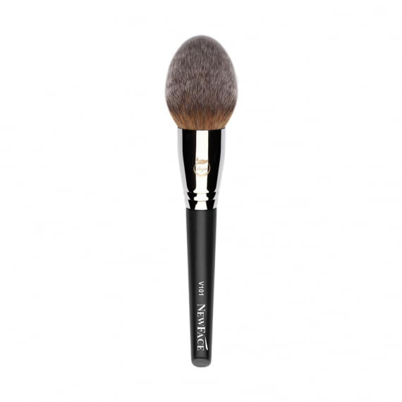 PINCEL DE MAQUIAGEM FASHION BRONZE BRUSH VEGANO